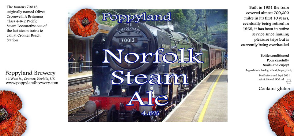 Norfolk Steam Ale
